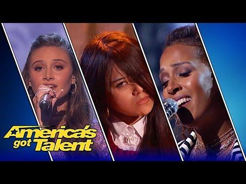 Quarterfinal Results - Round 2 | America's Got Talent 2018 | Season 13