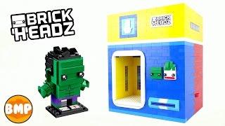 The LEGO BrickHeadz Machine | The Joker & Hulk