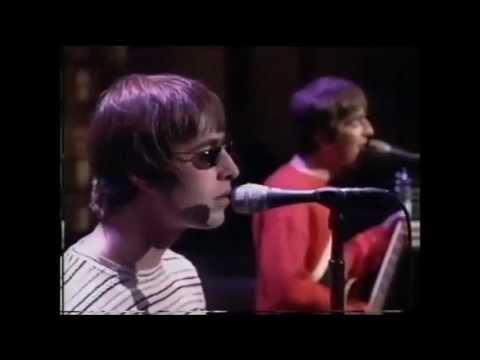 Oasis - Morning Glory - David Letterman Show 19/10/1995