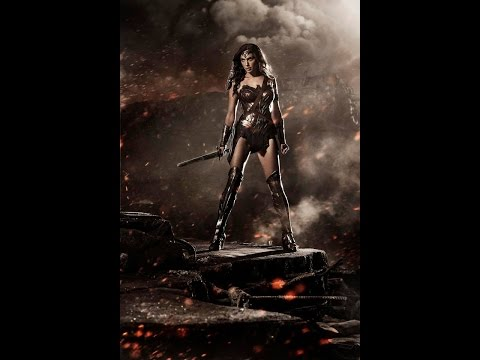 AMC Movie Talk - Comic Con Review, First Wonder Woman Photo Released