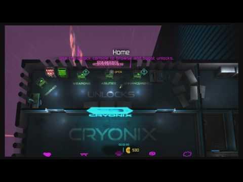 Neon Chrome PS4 (Free demo) Full play through