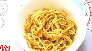 How To Make Spaghetti In Carrot Sauce