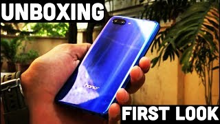 The new color shifting Honor 10 Quick Unboxing & First Look!