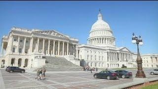 """Президент США на краю """"бюджетного обрыва"""""""