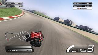 MotoGP 07 PC Sachsenring Circuit (Level Champion)
