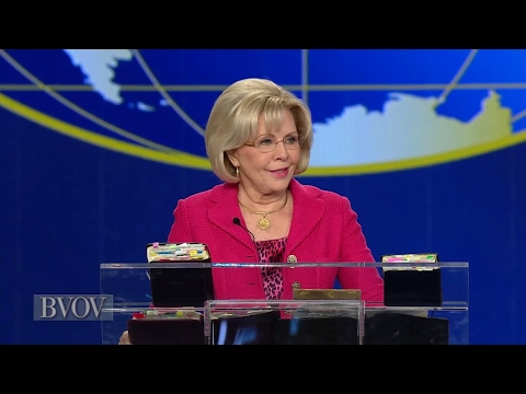 Claim Your Healing with Gloria Copeland (Air Date 2-28-17)