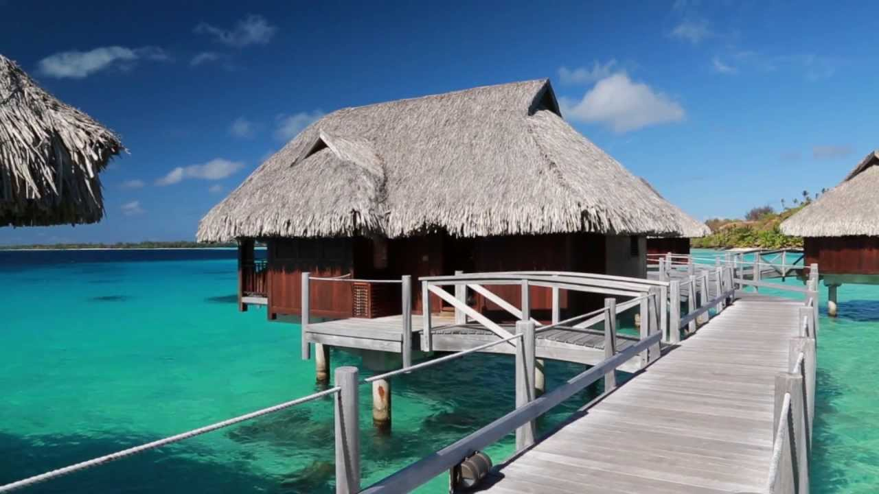 Bora Bora Island Luxury Hotels