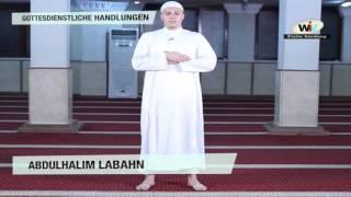 Wie betet man im Islam