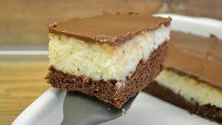 Торт БАУНТИ простой рецепт Домашний торт баунти