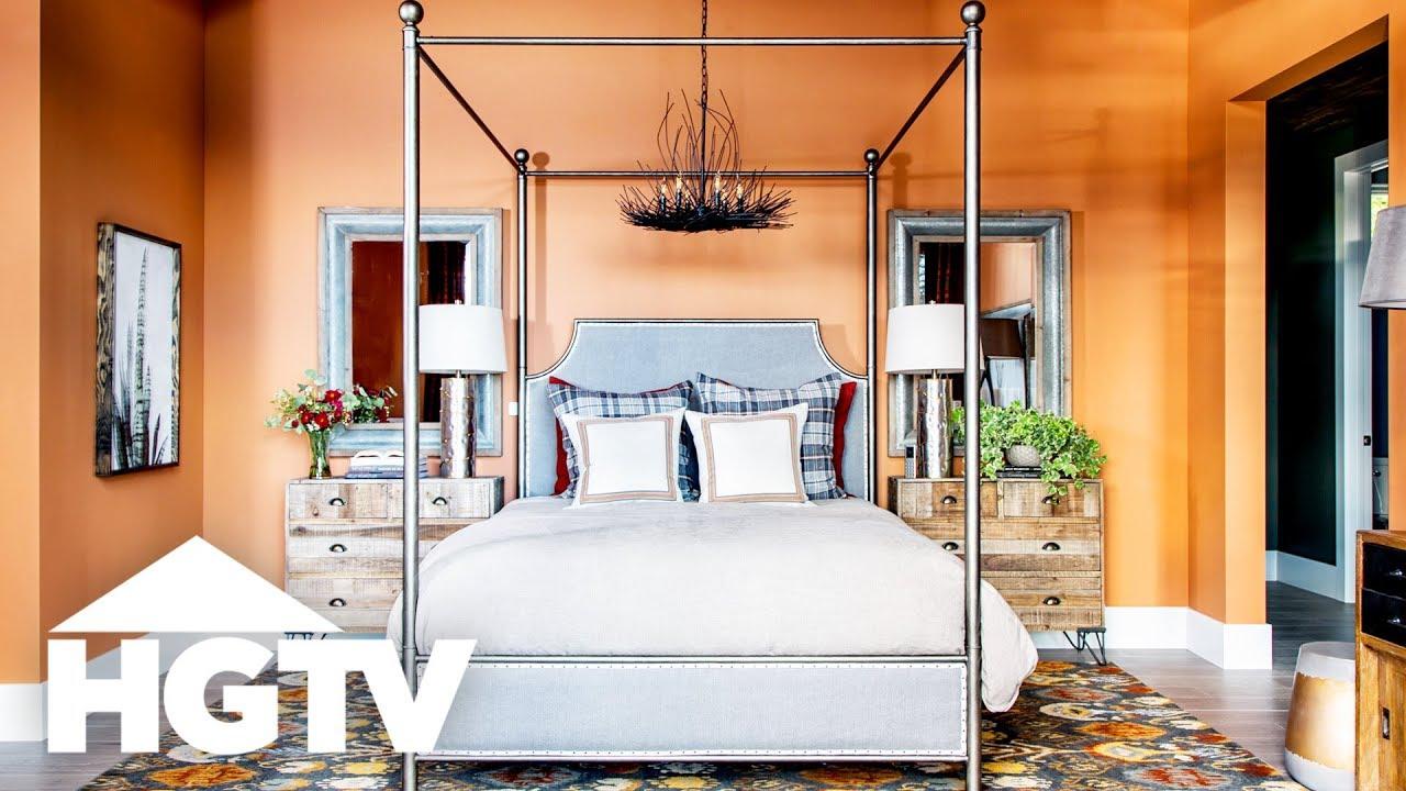 Hgtv Dream Home 2019 Master Bedroom Tour Youtube