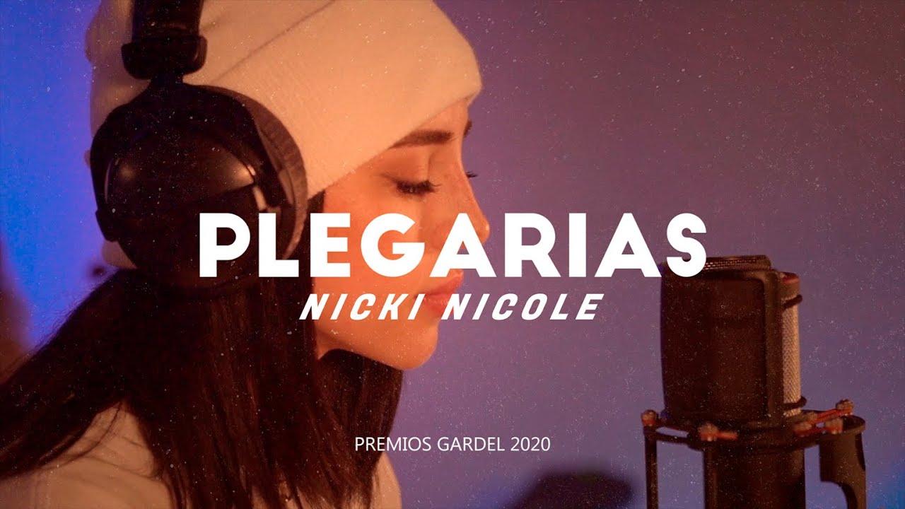 Nicki Nicole – Plegarias (Acústico Premios Gardel 2020)