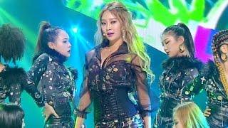 《SEXY》 Hyolyn (효린) - Paradise @인기가요 Inkigayo 20161127