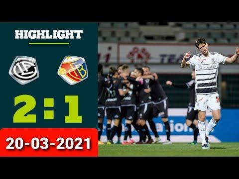 Lugano Basel Goals And Highlights