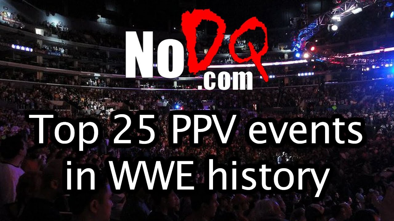 how to find wwe ppv events in kodi