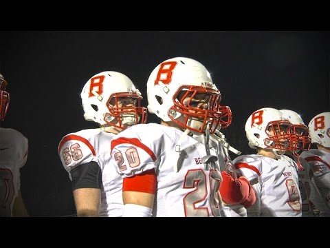 Benet Academy vs. Rolling Meadows, Playoff Football // 11.12.16