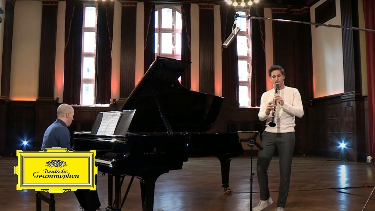 Andreas Ottensamer & Julien Quentin – Mendelssohn: Lieder ohne Worte, Op. 62/6 (Arr. Ottensamer)