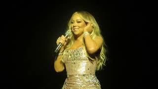 Mariah Carey - Caution World Tour - Dublin - A No No & Dreamlover