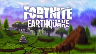 Fortnite Earthquakes are real, The question is can you catch one???