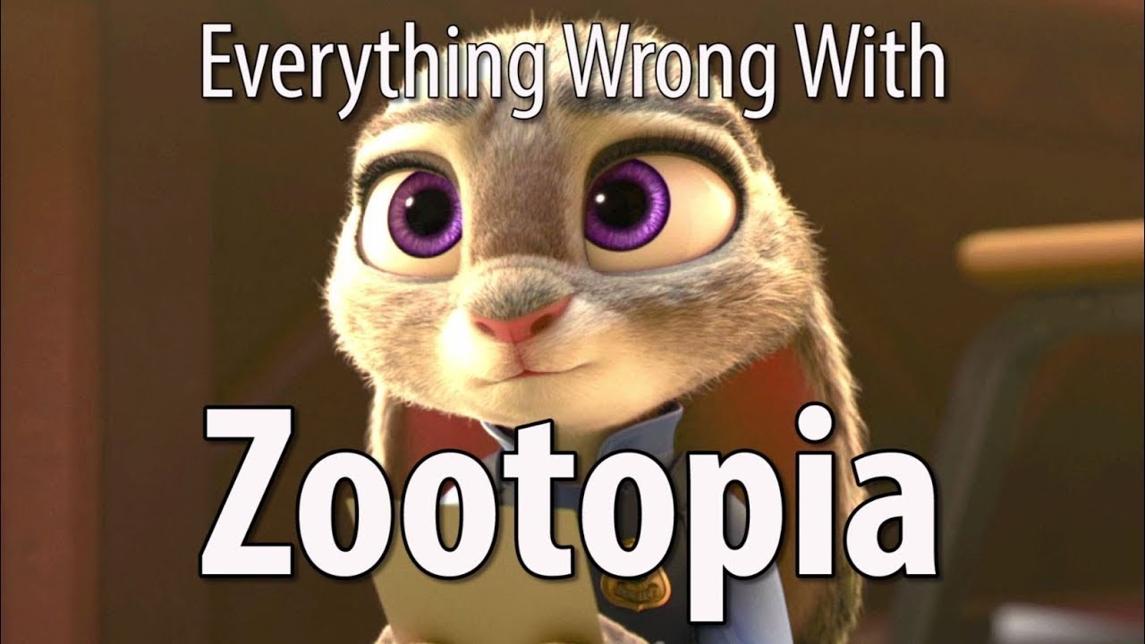 Everything Wrong With Zootopia In 9 Minutes Or Less