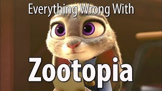 Download Everything Wrong With Zootopia In 9 Minutes Or Less Mp3 and Videos