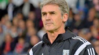 Alan Irvine Previews West Bromwich Albion's Barclays Premier League Fixture At Swansea