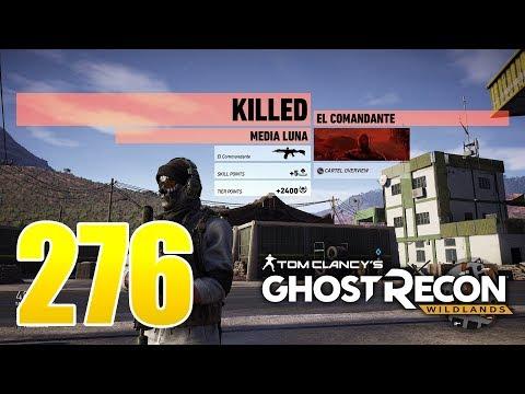 """Ghost Recon Wildlands Ep 276 - """"El Commandante"""" buchon mission in Media Luna (Unidad Conspiracy)"""