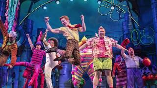 SpongeBob Best Day Ever - Broadway Cast/Tom Kenny Mash-Up