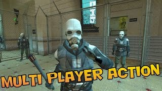 Half-Life 2: Multiplayer (Synergy) ★ LIVE!! Recording! ★ (BYOL - Bring Your Own Lube)