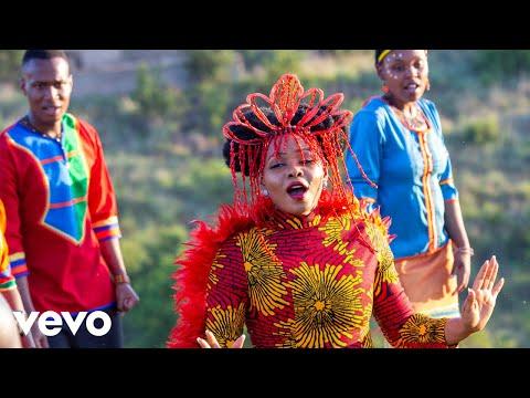 Смотреть клип Yemi Alade Ft. Mzansi Youth Choir - Rain