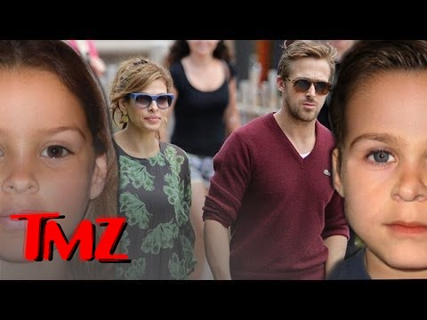 We've Got Pics of Ryan Gosling and Eva Mendes' Kid!!