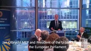Jan Olbrycht MEP on Smart Cities and Communities