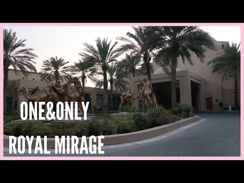 One&Only Royal Mirage Dubai | Best Hotel In Dubai !? | Hotel Tour And Review 2019