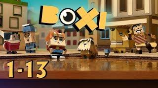Boxi - összefűzött epizódok (első évad)