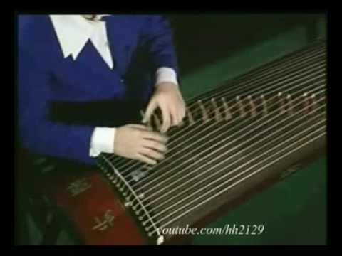 Guzheng solo : 林玲 - Fighting Against Typhoon 戰颱風