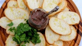 {appetizer Recipe} Black Bean Spread By Cookingforbimbos.com