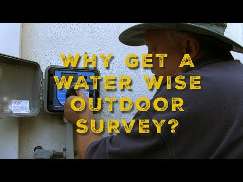 Conservation Quick Tips: Water Wise Home Survey
