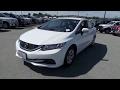 2015 Honda Civic San Jose, Morgan Hill, Gilroy, Sunnyvale, Fremont, CA 385278