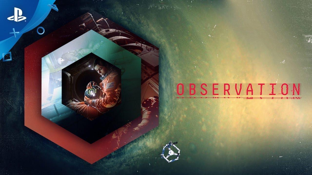 Observation – Reveal Trailer | PS4