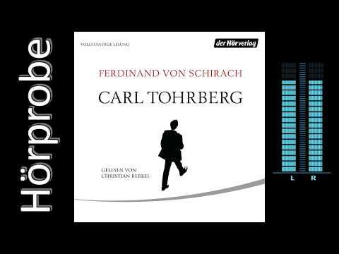 Carl Tohrberg YouTube Hörbuch Trailer auf Deutsch