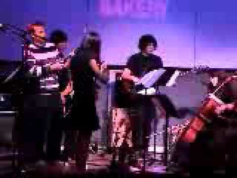 Alternative String Group Plays Wishing Well by Mike Stern