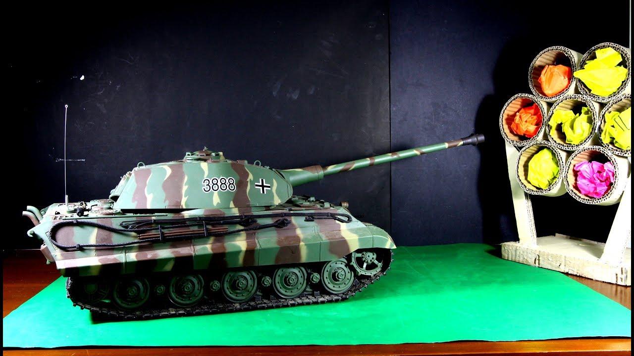 Trò chơi cực chất với xe tăng chiến đấu