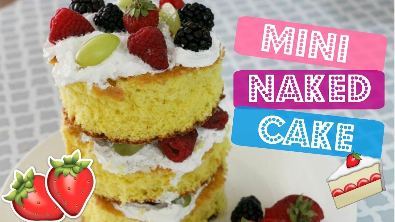 O que são os Naked Cakes? - Culinária e Gastronomia