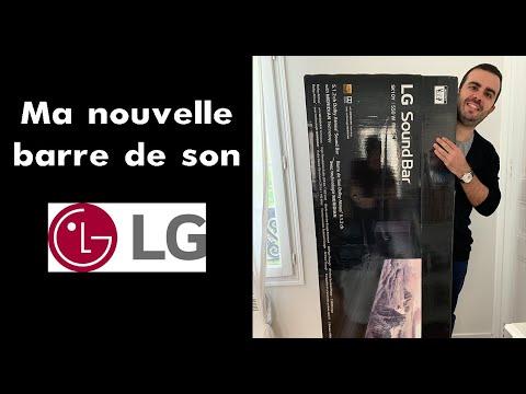 La meilleure barre de son à 600€ - Mon test de la LG SK10Y