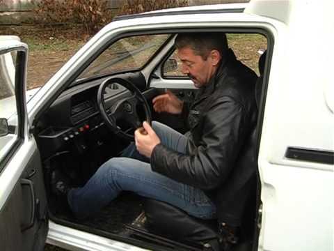 """Тест-драйв Ока """"грузовая""""  СеАЗ 11116-50"""
