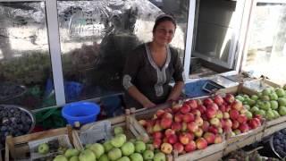 Видеоклип о поездке в Туркмению г.Ташауз (пустыня Каракумы)