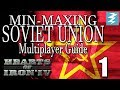 MIN MAXING GUIDE FOR RUSSIA 1 MULTIPLAYER RUSSIA Hearts Of Iron IV HOI4 Paradox Interactive mp3