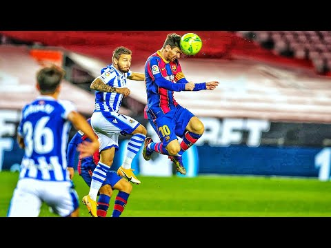 Plays We Would Not See in Football Without Lionel Messi