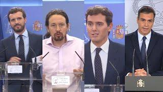 Partidos políticos afilan su estrategia ante las posibles elecciones
