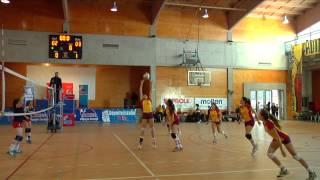 final octogonal de vleibol uc saint gabriel vs thomas morus inter deporte escolar cdf