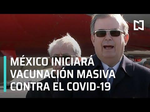 Vacunación contra covid-19 en México | México primer lugar en América Latina - Expreso de la Mañana